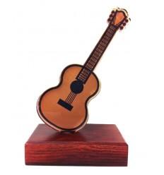 Trofeo guitarra española