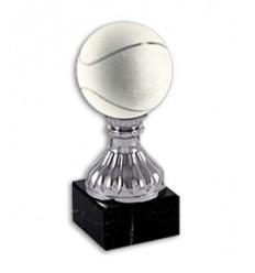 Trofeo de cristal pádel-tenis