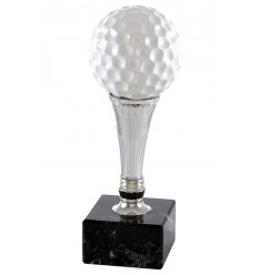 Trofeo pelota de golf