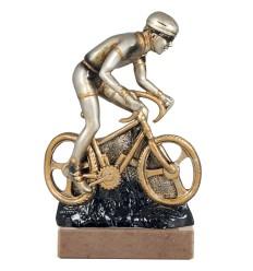 Trofeo ciclismo de resina
