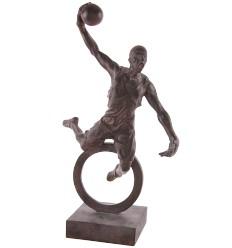 Trofeo baloncesto jugador NBA