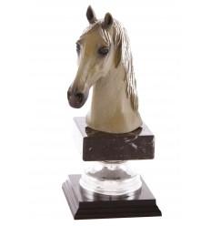 Trofeo cabeza caballo