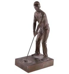Trofeo jugador golf