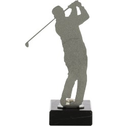TROFEO GOLF DE METAL