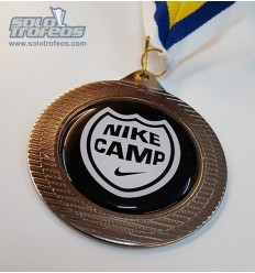 MEDALLAS NIKE CAMP