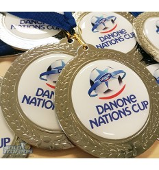 MEDALLAS DANONE NATIONS CUP