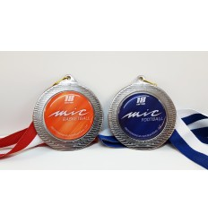 MEDALLAS M.I.C. FOOTBALL / M.I.C. BASKETBALL