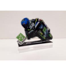 Trofeo personalizado Jeremy Alcoba Moto 3